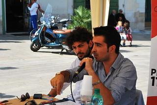 Claudio Altini e Fabio Abbrescia