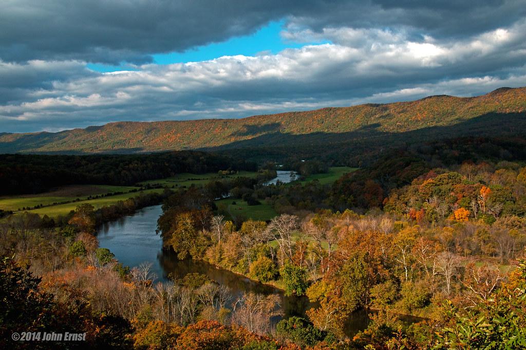 Front Royal Virginia Elevation : Indian hollow bridge virginia tripcarta