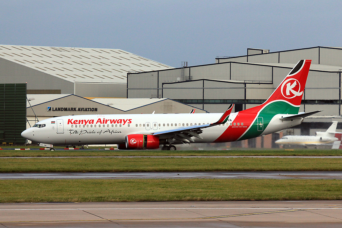 kenya airways case study Supply chain performance measurement in the aviation industry: a case study of kenya airways ltd gwako zedekia a management research project submitted in partial fulfilment of the.