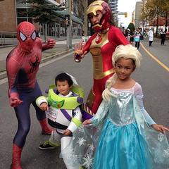 #LukeskywalkerCosplay #sheratonvancouverwallcenter #buzz #vanhalloween #vancouver #vancity #arob1977 #cosplay #costume #Halloween #spiderman #granville #toystory #buzzlightyear #1stprize #awesome #tonystark #irongirl