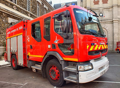 BSPP (Paris FD) - FA 23 (Engine 23)