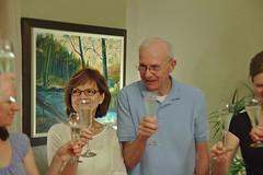 Wanda and Jeral - 50th Anniversary