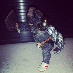 Mutant Gorilla from #Papo