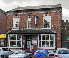 Photo of Manor House School, Robert Pringle Borwick, and Warabo blue plaque