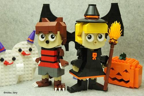 LEGO Halloween 1