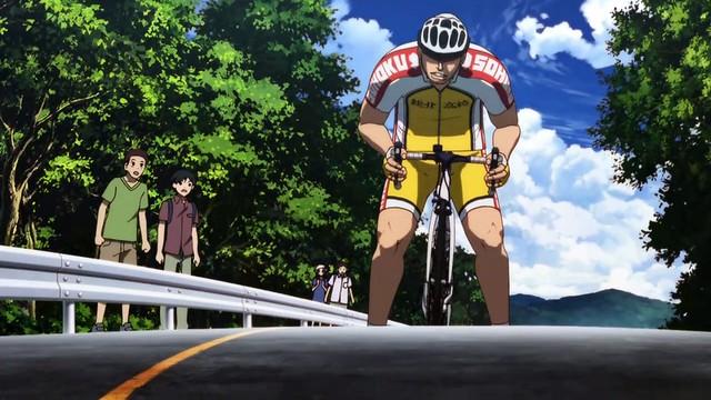 Yowamushi Pedal ep 33 - image 04