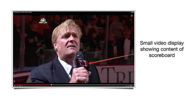 "Jeff Jimerson Singing ""O Canada"""