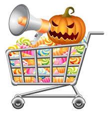Last Minute Halloween Preparations