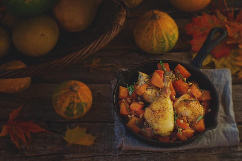 chicken with pumpkin.17