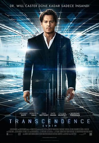 Evrim - Transcendence (2014)
