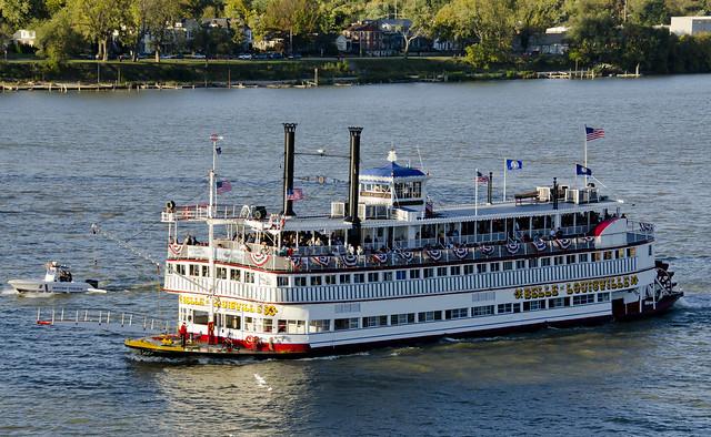 Belle of Louisville celebrates 100 years
