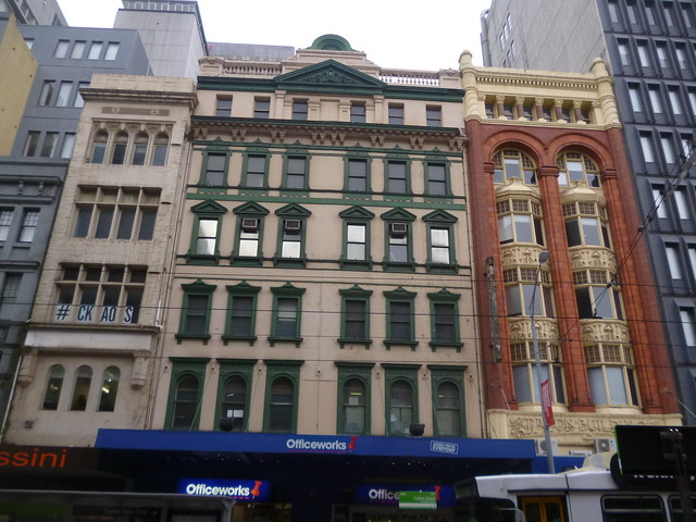 Elizabeth Street Buildings