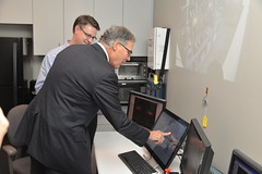 Gov. Inslee had a chance to test Helion Energy's prototype