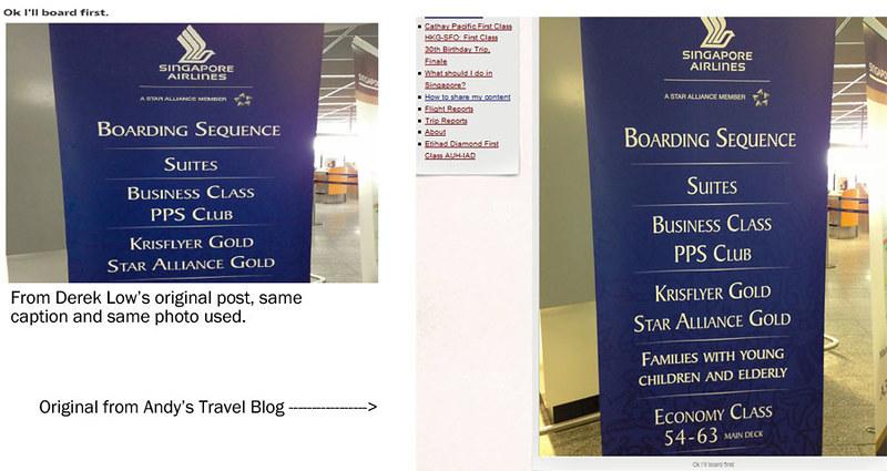 Derek Low alleged plagiarism - board first