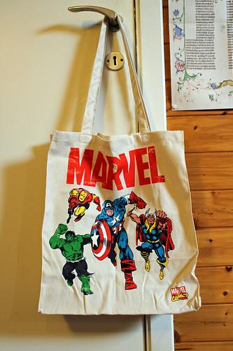 Avengers totebag