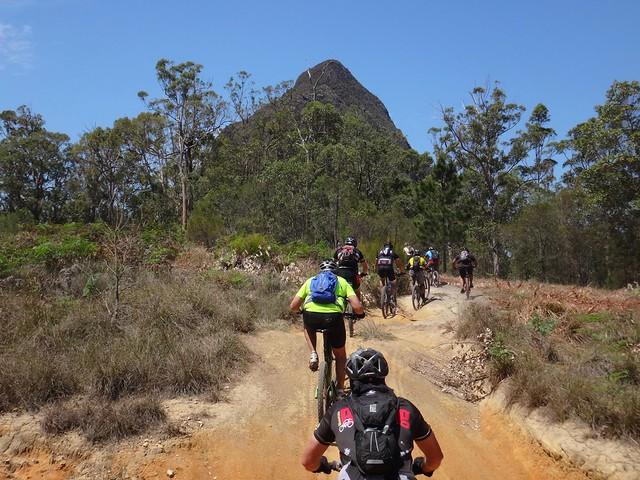 Mount Beerwah Track