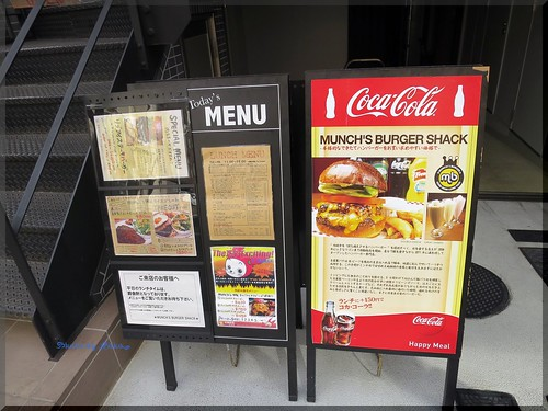 Photo:2014-10-07_ハンバーガーログブック_【田町】MUNCH'S BURGER SHACK 期間限定のスピナッチに急いで!!_06 By:logtaka