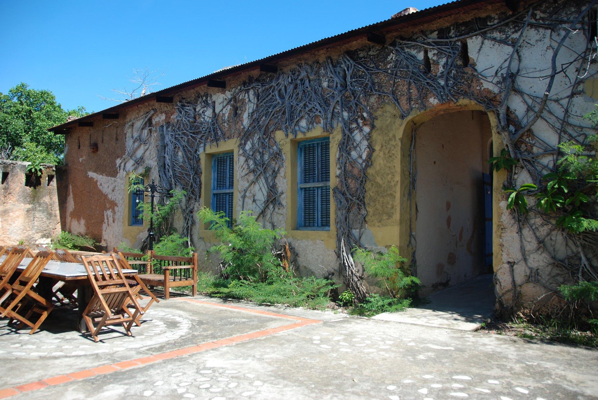 Zanzibar Prison Adası