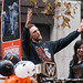 SF Giants 2014 World Series Victory Parade