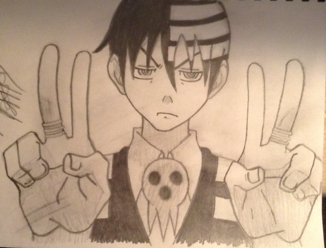 Death the Kidd from Soul Eater~  Kayti the Mangaka~