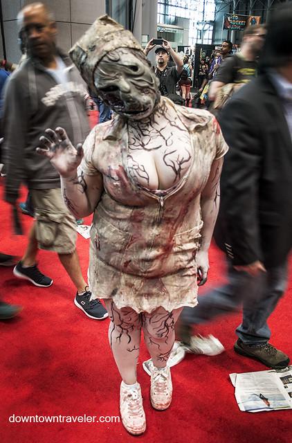 NY Comic Con 2014 Silent Hill