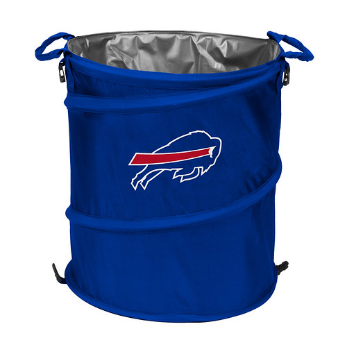 Buffalo Bills Trash Can Cooler