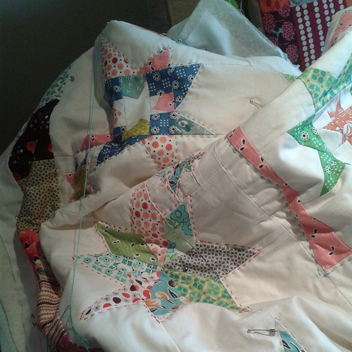 Quilting continues x
