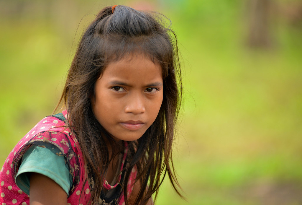 Cambodia young girl images 8