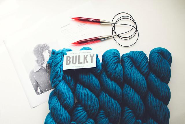 Blue Sky Alpacas BULKY