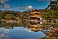 Kinkaku-ji (Golden temple), Kyoto