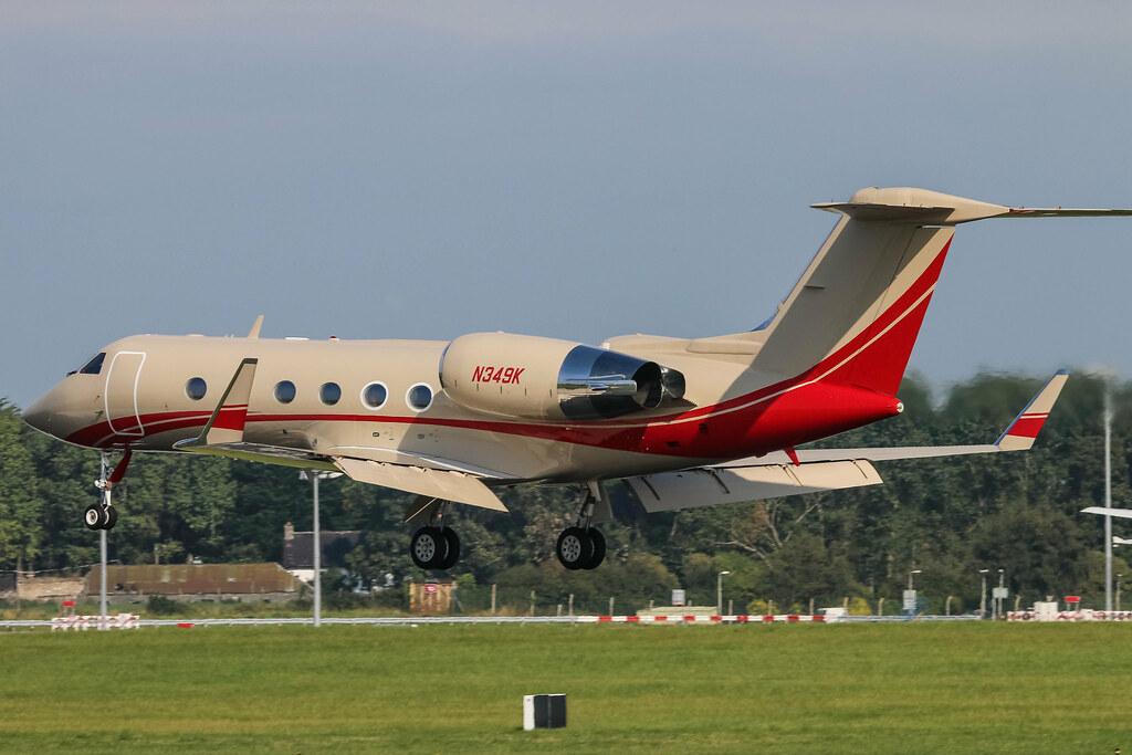 N349K - G300 - Aerolineas Mas