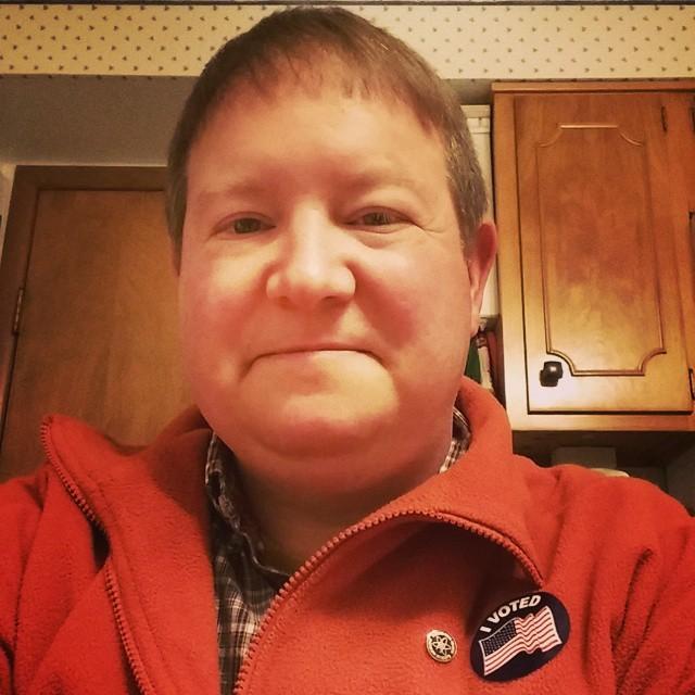 Just voted #AtheistVoter