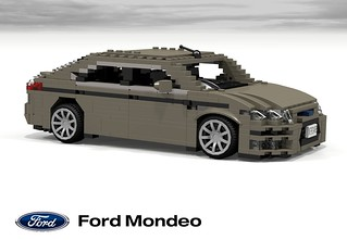 Ford Mondeo Zetec 2.0 EcoBoost GTDi (CD345 - 2014)