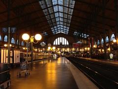PARIS Gare du Nord reprise