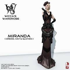 Wicca\'s Wardrobe - Miranda