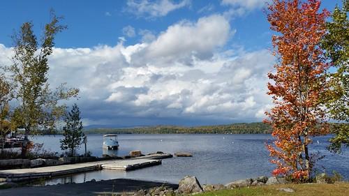 fall maine newengland sebeclake peakskennystatepark renedrivers rchan415 rriversmaine