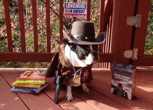 Virginia as Sheriff Longmire