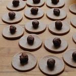 Hazelnut Ravioli Cookies