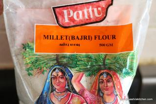 bajra-flour