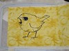 Zuill bird embroidery