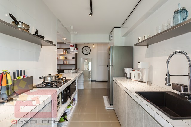 Bto Kitchen Design Ideas ~ Hdb room bto blk a compassvale ancilla