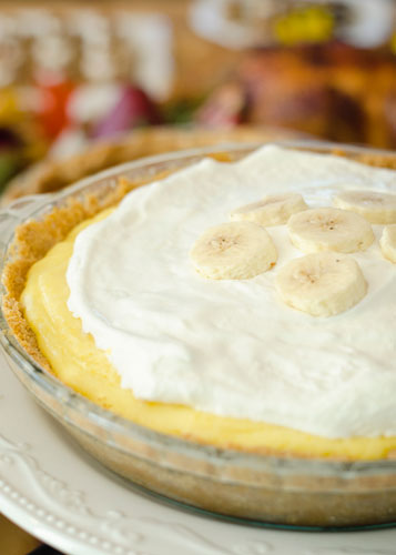 like mother like daughter banana cream pie