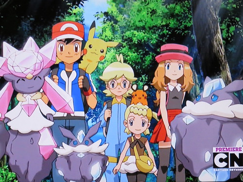 Pokemon Movie 17 Diancie And The Cocoon Of Destruction Premieres