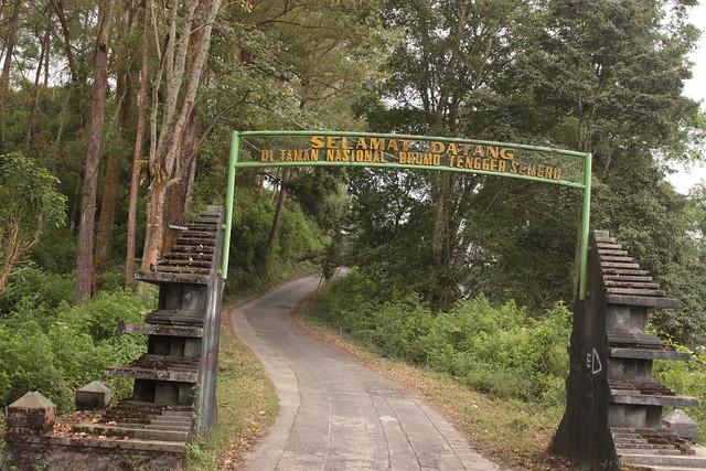 Selamat Datang di Taman Nasional Bromo Tengger Semeru (TNBTS)