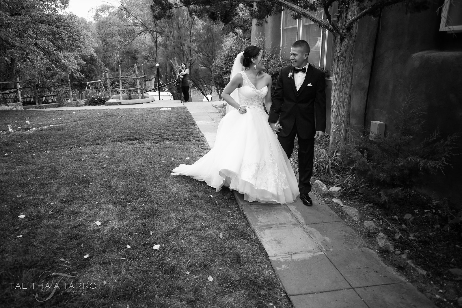 Bishops Lodge Wedding, image by Adria Malcolm