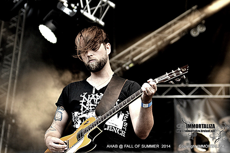 AHAB @ FALL OF SUMMER , Torcy France 5/6 septembre 2014  15588868381_343461760b_c