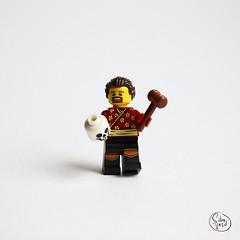 Lego Django Unchained : Leonardo DiCaprio / Calvin Candie
