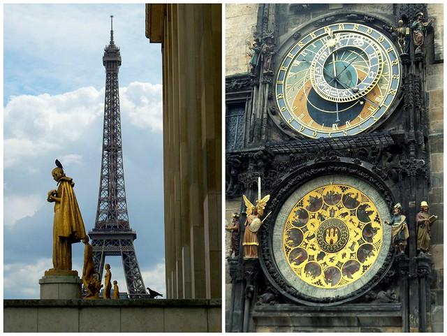 Como ir de Paris a Praga