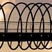 Sometimes a bridge is a helix