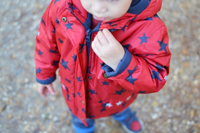 zip up frugi winter coat